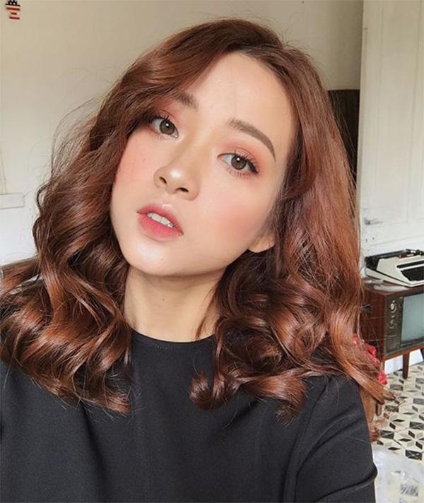 30 Kiểu tóc đẹp nữ  2021 phù hợp với mọi gương mặt dẫn đầu xu hướng - 13
