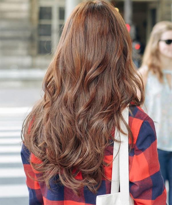 30 Kiểu tóc đẹp nữ  2021 phù hợp với mọi gương mặt dẫn đầu xu hướng - 19