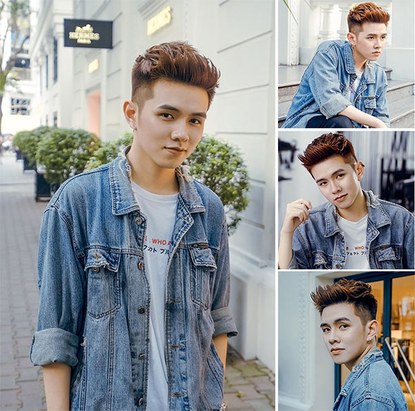 30 kiểu tóc nam đẹp 2021 chuẩn men nam tính hot nhất hiện nay - hình ảnh 21