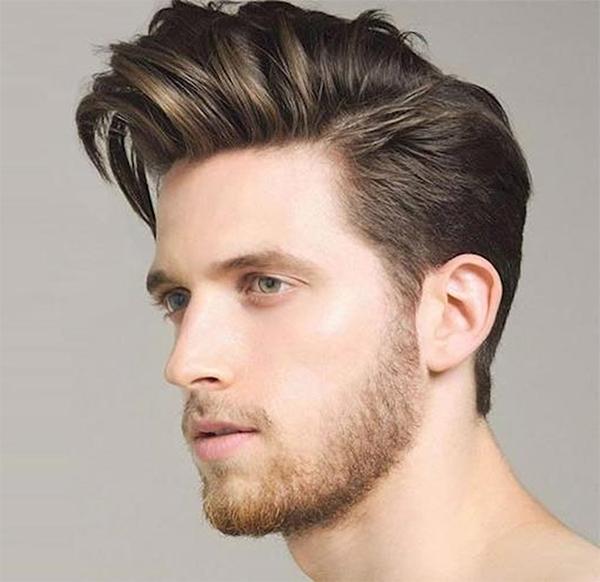30 kiểu tóc nam đẹp 2021 chuẩn men nam tính hot nhất hiện nay - hình ảnh 30