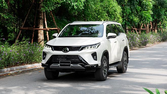 Bảng giá xe Toyota Fortuner lăn bánh tháng 11/2020 - 1