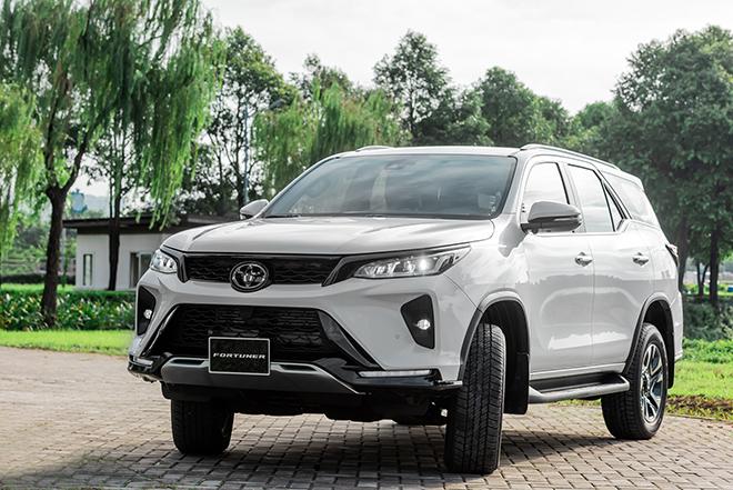 Bảng giá xe Toyota Fortuner lăn bánh tháng 11/2020 - 3