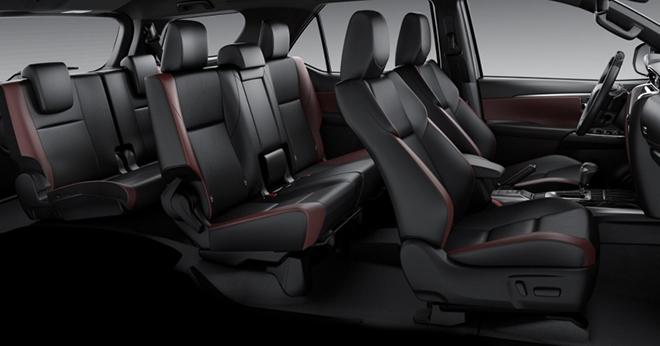 Bảng giá xe Toyota Fortuner lăn bánh tháng 11/2020 - 10