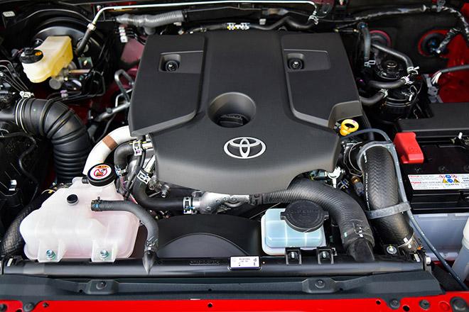 Bảng giá xe Toyota Fortuner lăn bánh tháng 11/2020 - 11