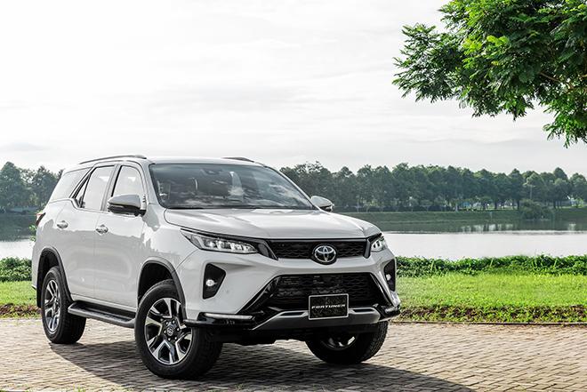 Bảng giá xe Toyota Fortuner lăn bánh tháng 11/2020 - 2