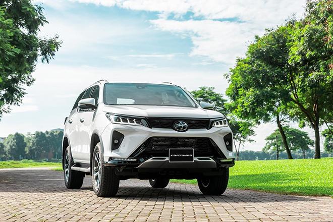 Bảng giá xe Toyota Fortuner lăn bánh tháng 11/2020 - 12