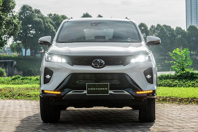 Bảng giá xe Toyota Fortuner lăn bánh tháng 11/2020 - 6