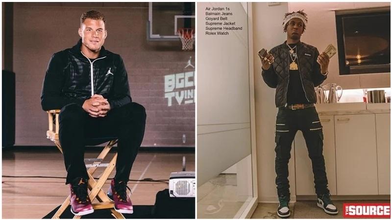 Bí quyết phối quần jean với đôi giày sneaker Jordan huyền thoại - hình ảnh 6