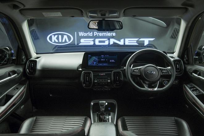 CHÍNH THỨC: KIA Sonet mở bán với 6 phiên bản, giá từ 318 triệu đồng - 7