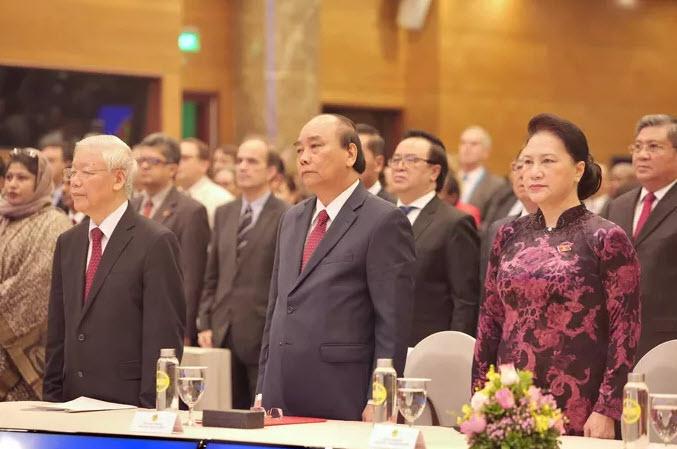 Tổng Bí thư, Chủ tịch nước phát biểu chào mừng Hội nghị Cấp cao ASEAN 37 - hình ảnh 1