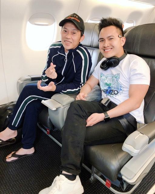 Con trai ruột Hoài Linh đăng ảnh cùng cha từ năm 15 tuổi, dung mạo khác biệt - hình ảnh 3