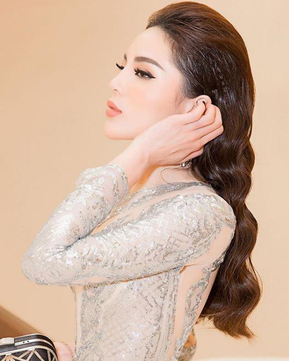 """Gương mặt, vòng 1 thay đổi """"chóng mặt"""" của Hoa hậu Kỳ Duyên sau 6 năm đăng quang - hình ảnh 9"""
