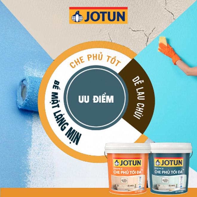 Dòng sơn nội thất mới của Jotun: Lựa chọn khác biệt cho tổ ấm hoàn thiện - 2