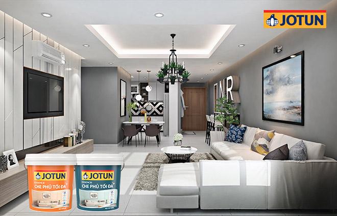 Dòng sơn nội thất mới của Jotun: Lựa chọn khác biệt cho tổ ấm hoàn thiện - 1