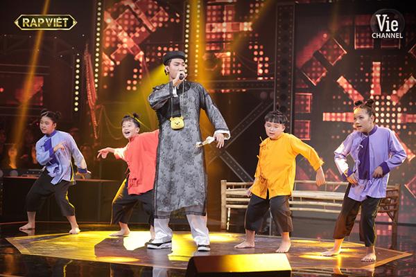 Lần đầu tiên giải thưởng lớn nhất của Rap Việt được công bố - 5