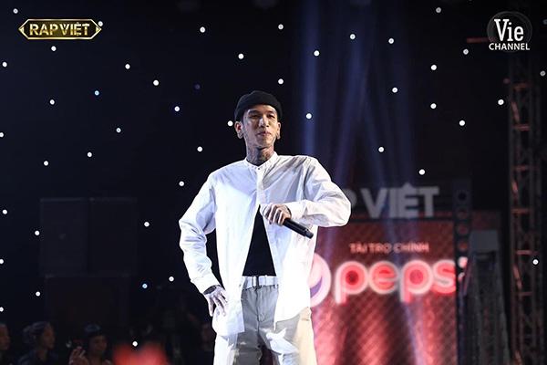 Lần đầu tiên giải thưởng lớn nhất của Rap Việt được công bố - 6
