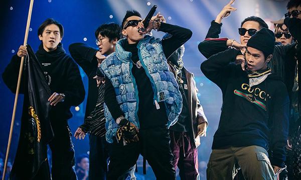 Lần đầu tiên giải thưởng lớn nhất của Rap Việt được công bố - 7