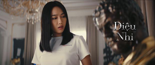 Minh Hằng đóng cảnh nóng cuồng nhiệt với trai Tây - hình ảnh 6