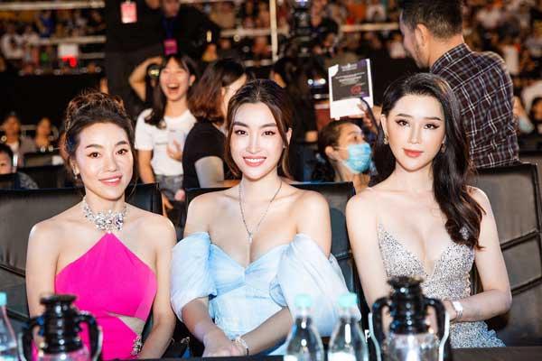 Á hậu Thái Như Ngọc xinh đẹp, tươi trẻ trong đêm thi bikini của Hoa hậu Việt Nam - hình ảnh 5