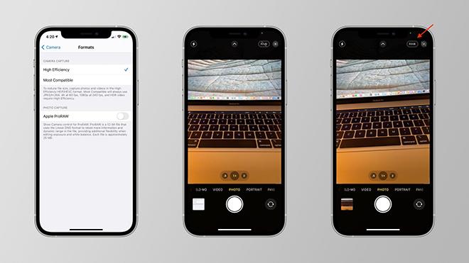 iOS 14.3 sẽ biến iPhone 12 Pro và 12 Pro Max thành máy ảnh chuyên nghiệp - 2