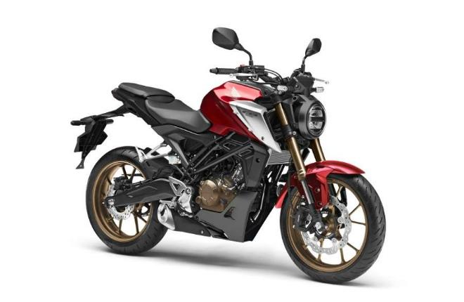 Honda CB125R 2021 ra mắt, đẳng cấp và sức mạnh cao hơn - 1