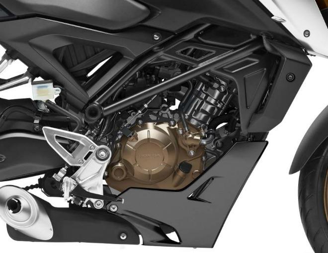 Honda CB125R 2021 ra mắt, đẳng cấp và sức mạnh cao hơn - 2