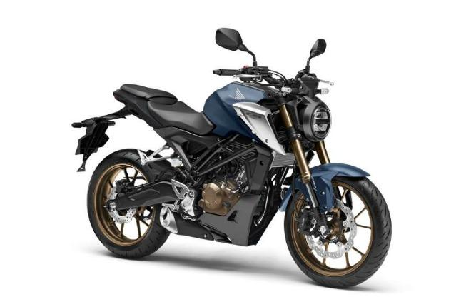 Honda CB125R 2021 ra mắt, đẳng cấp và sức mạnh cao hơn - 4