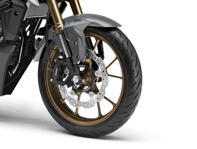 Honda CB125R 2021 ra mắt, đẳng cấp và sức mạnh cao hơn - 3