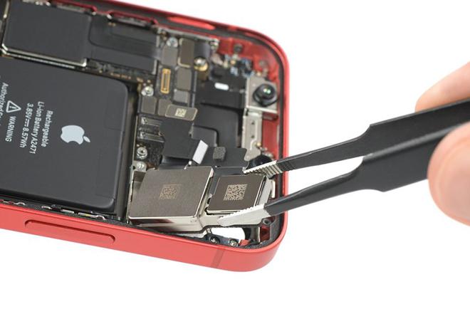 Khám phá bất ngờ có trên iPhone 12 mini - 2