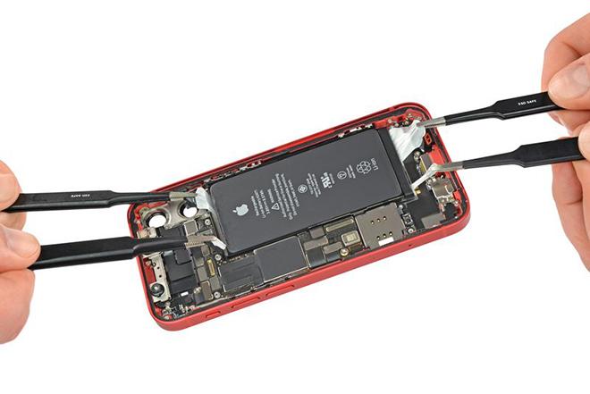 Khám phá bất ngờ có trên iPhone 12 mini - 3