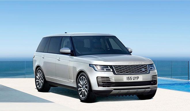 SUV hạng sang Range Rover giảm giá chính hãng gần cả tỷ đồng