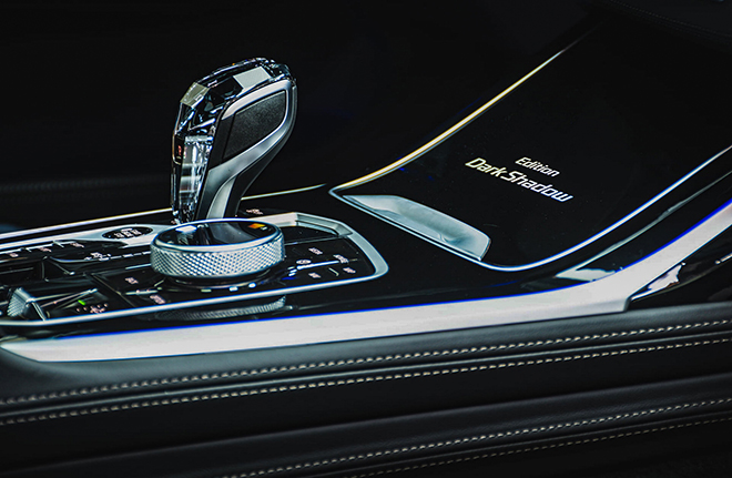Soi chi tiết BMW X7 phiên bản Dark Shadow 500 chiếc trên toàn cầu - 12