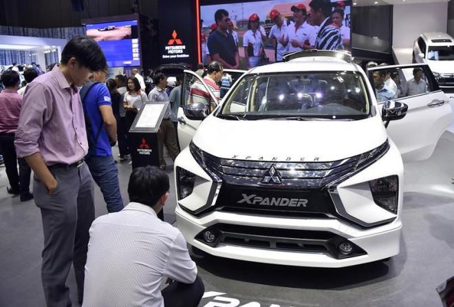 Ô tô giá từ 470 triệu đồng/chiếc nhập về nhiều nhất từ đầu năm
