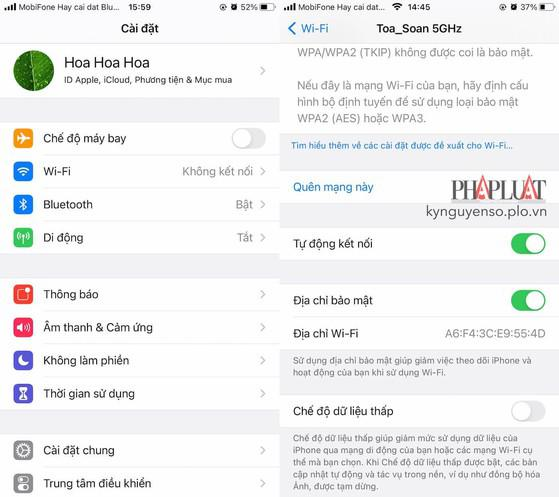 6 cách đơn giản để hạn chế bị hack khi sử dụng iPhone - 3