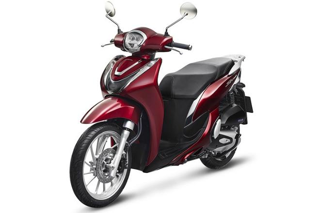 2021 Honda SH Mode: Người mới đến, đốn tim phái đẹp - 1