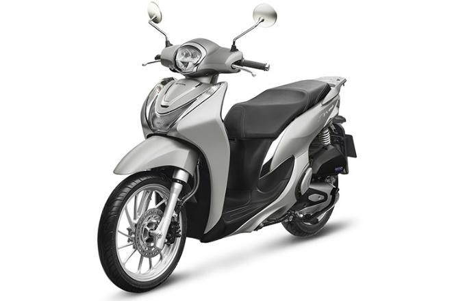 2021 Honda SH Mode: Người mới đến, đốn tim phái đẹp - 2