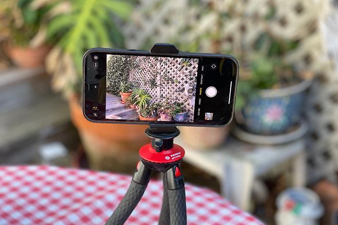 """Máy ảnh iPhone 12 Pro Max """"trên nhiều người, dưới vài người"""" - 1"""