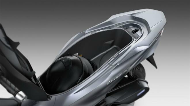 Cận cảnh 2021 Honda PCX 125 động cơ mới, nhiều công nghệ cao - 3