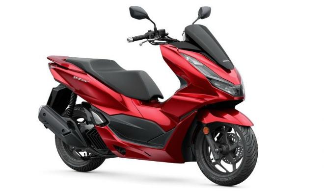 Cận cảnh 2021 Honda PCX 125 động cơ mới, nhiều công nghệ cao - 4