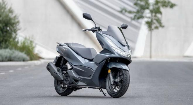 Cận cảnh 2021 Honda PCX 125 động cơ mới, nhiều công nghệ cao - 2