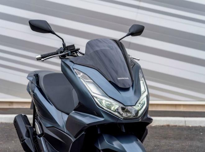 Cận cảnh 2021 Honda PCX 125 động cơ mới, nhiều công nghệ cao - 6