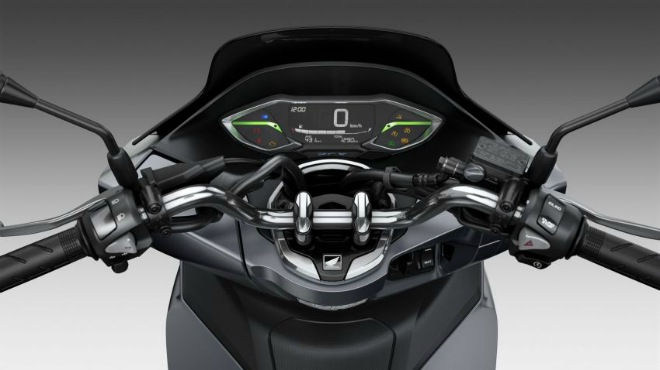 Cận cảnh 2021 Honda PCX 125 động cơ mới, nhiều công nghệ cao - 8