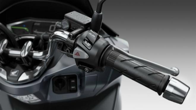 Cận cảnh 2021 Honda PCX 125 động cơ mới, nhiều công nghệ cao - 10