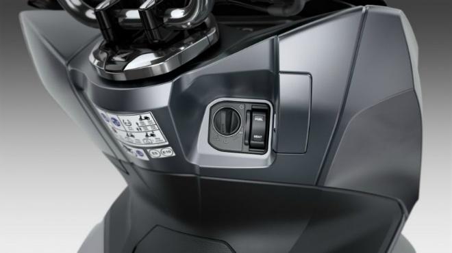 Cận cảnh 2021 Honda PCX 125 động cơ mới, nhiều công nghệ cao - 12