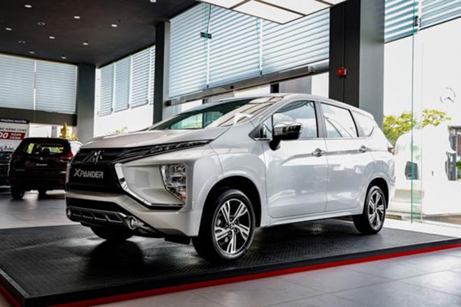 Mitsubishi Xpander nhập khẩu tiếp tục được giảm tới 32 triệu đồng