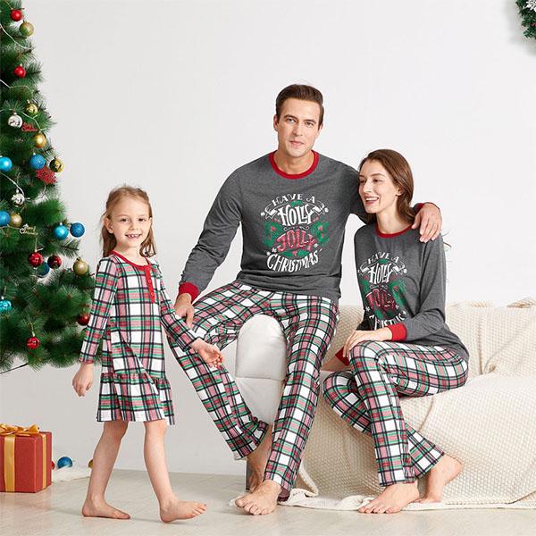 7 gợi ý pyjama Giáng sinh xinh xắn, ấm cúng cho cả gia đình - hình ảnh 2