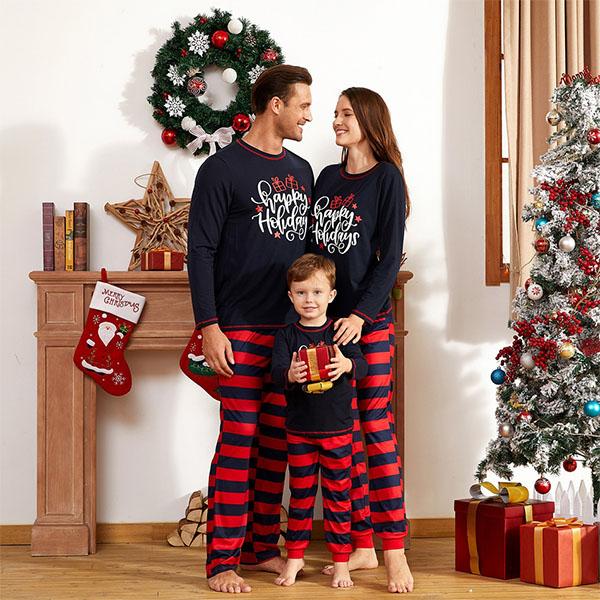7 gợi ý pyjama Giáng sinh xinh xắn, ấm cúng cho cả gia đình - hình ảnh 5