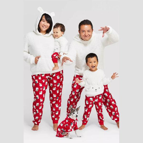 7 gợi ý pyjama Giáng sinh xinh xắn, ấm cúng cho cả gia đình - hình ảnh 6