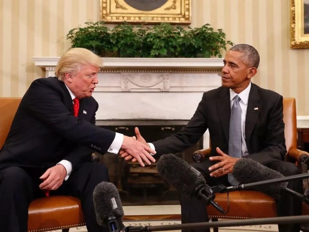 Tổng thống Trump không nhận thua bầu cử: Ông Obama nói gì? - 1