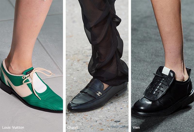 Xu hướng giày Xuân/Hè 2021: độc đáo với giày đế gấp, sneaker lai - 3
